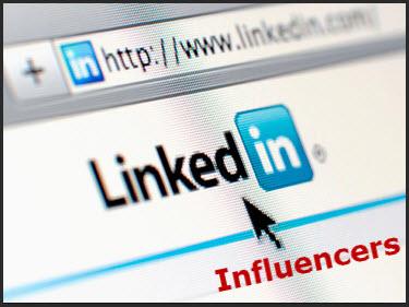 LinkedIn Influencers