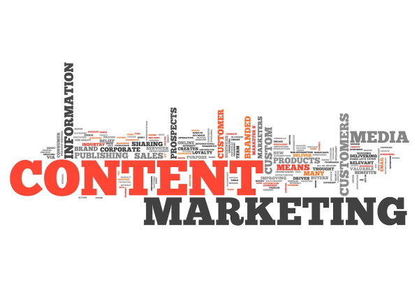 content marketing online leads