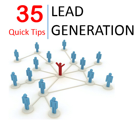 Lead gen for small business