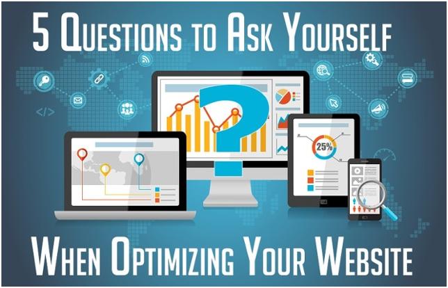 5 questions for website optimization medium