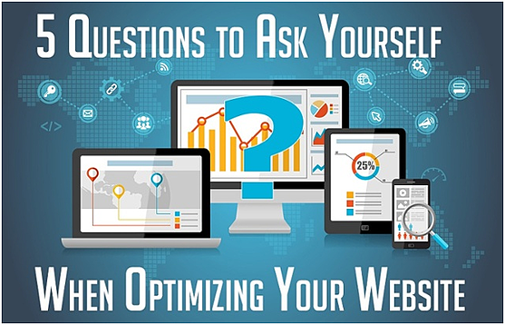 5 questions for website optimization medium