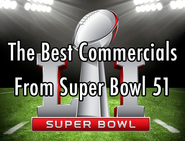 super bowl commercial