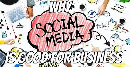 why social media is good