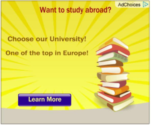 display ad example