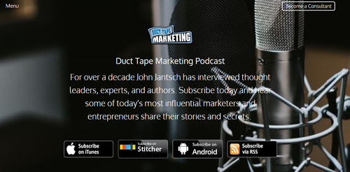 ducktape marketing
