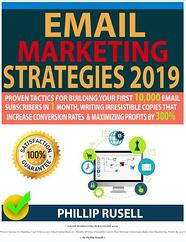 email marketing strategies 2019 book