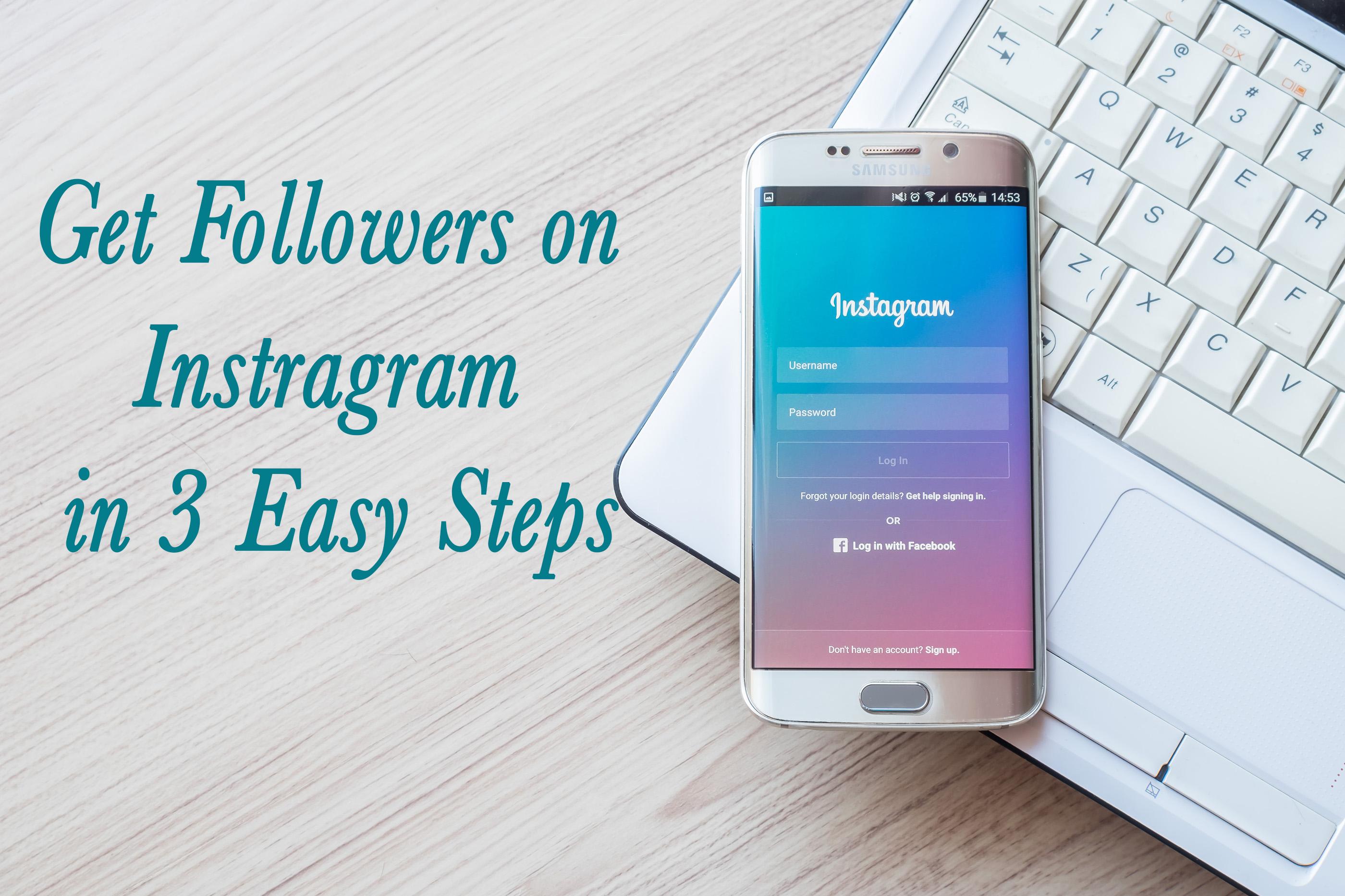 get followers on instagram